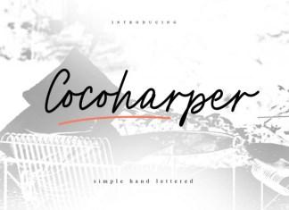 Cocoharper Font