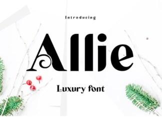 Allie Font