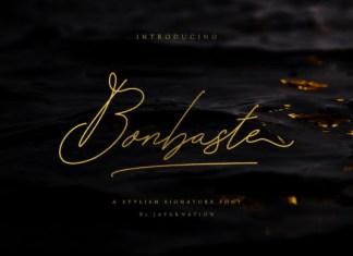 Bonbaste Font