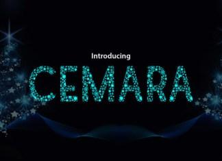 Cemara Font