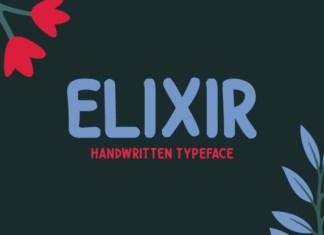 Elixir Font