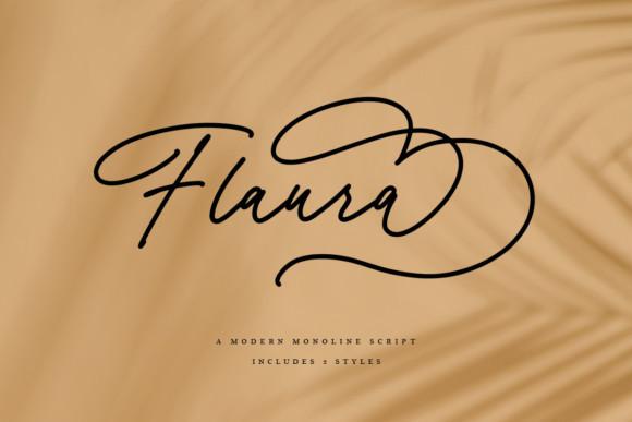 Flaura Font