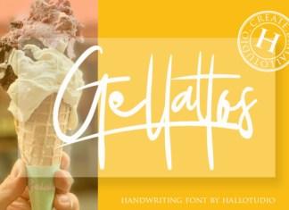 Gellattos Font