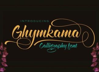 Ghymkama Font