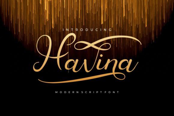 Havina Font