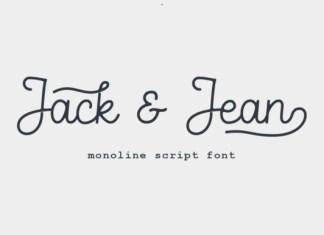Jack & Jean Font