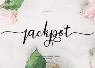 Jackpot Font