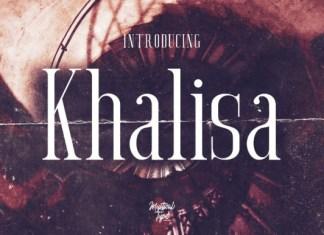Khalisa Font
