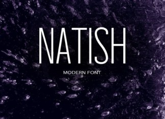 Natish Font