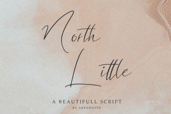 North Little Font