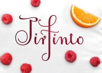Pirfinto Font