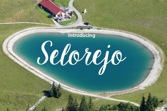 Selorejo Font