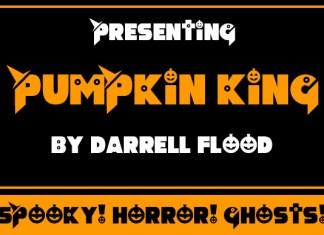 Pumpkin King Font