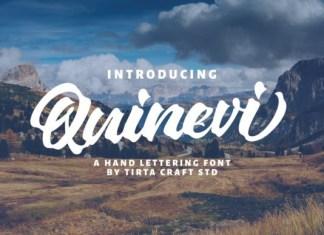 Quinevi Font
