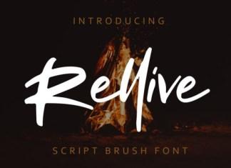 Rellive Font