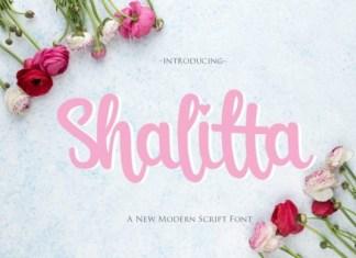 Shalitta Font