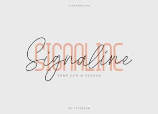 Signaline Duo Font