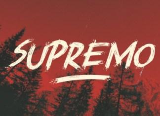 Supremo Font