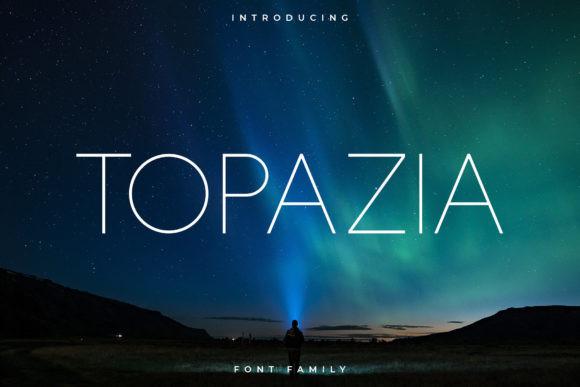 Topazia Font