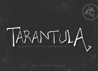 Tarantula Font