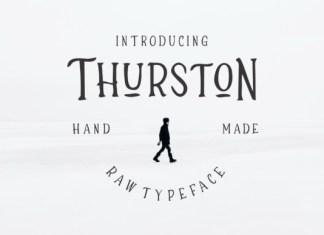 Thurston Font