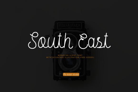 South East Font