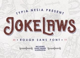 Jokelaws Font