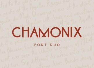 Chamonix Font