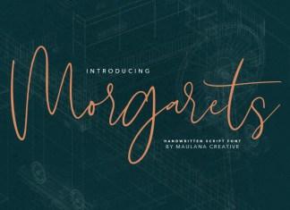 Morgarets Font