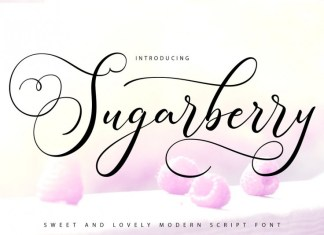 Sugarberry Font