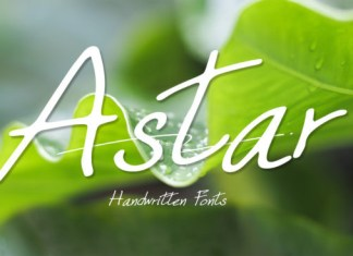Astar Font