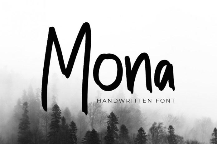 Mona Modern Font