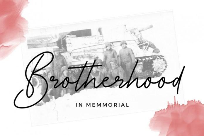 Bastogne Font