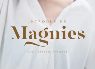 Magnies Font