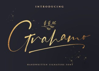 Grahamo Font
