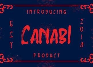 Canabi Font