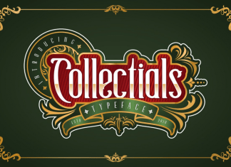Collectials Font