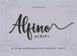 Alfino Font