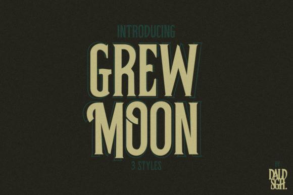 Grewmoon Font