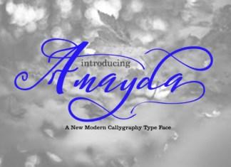 Amayda Font