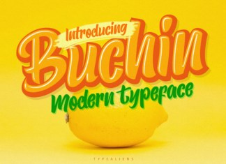 Buchin Font