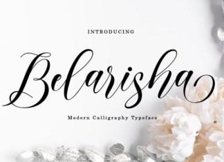 Belarisha Font