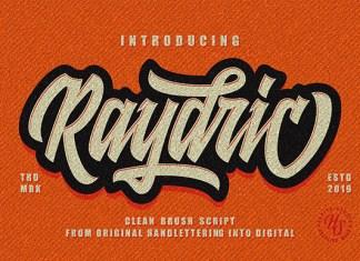 Raydric Font