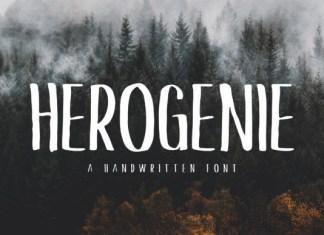 Herogenie Font
