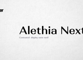 Alethia Next Font
