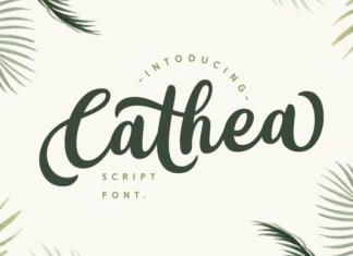 Cathea Font