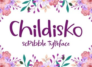 Childisko Font