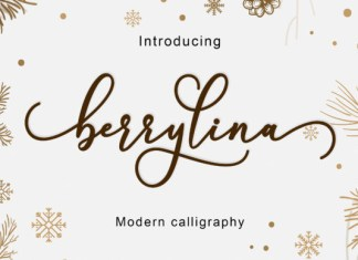 Berrylina Font