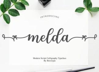 Melda Font