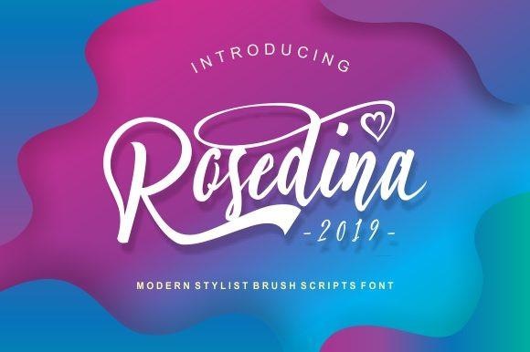 Rosedina Font